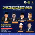 MAPPING THE NATIONAL LITERACY LEVELS OF ZAKAT AND WAKAF: The Zakat and Wakaf Literacy Index Approach