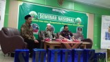 Puskas BAZNAS Director's Becomes a National Seminar Speaker at UNNES, Semarang