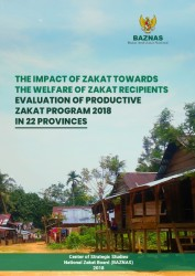 The Impact of Zakat Towards The Welfare of Zakat Recipients 2018