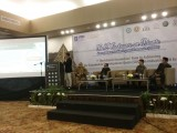 Puskas' Researcher Spoke in CIMAE's Plenary Session