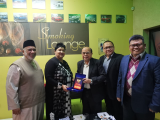 BAZNAS Delegation Meet the Government of Western Cape, South Africa Government