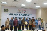 BAZNAS 17th Anniversary: Performance Improves, BAZNAS Maintains ISO 9001:2015