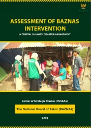 Assessment of BAZNAS Intervention in Central Sulawesi Disaster Management