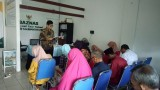 Mustahik of North Kalimantan Province is Very Excited during Zakat Impact Assessment